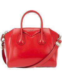 Givenchy Antigona Small Bag - Lyst