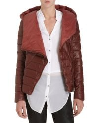 Helmut - Quilted Puffer Coat - Lyst