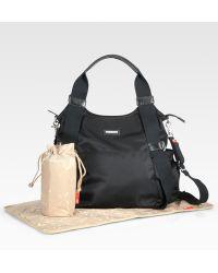 Storksak - Tania Bee Nylon Baby Bag - Lyst