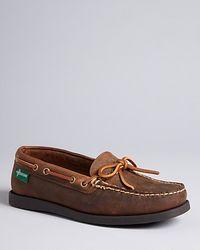 Eastland 1955 Edition - Boat Shoes Yarmouth 1 Eye Camp Moc - Lyst