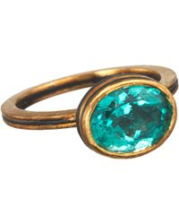 Judy Geib - Emerald Lovely Ring - Lyst