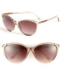 MICHAEL Michael Kors Camila Sunglasses - Lyst