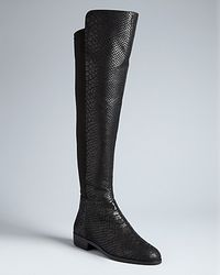 Michael Kors Michael Stretch Tall Boots Bromley - Lyst