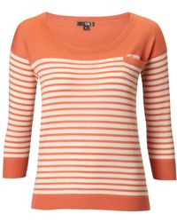 NW3 by Hobbs - Sycamore Stripe Jumper - Lyst
