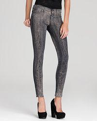 Rich & Skinny Jeans Cracked Legacy Skinny - Lyst