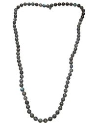 Joseph Brooks - Labradorite Necklace - Lyst