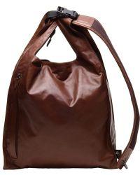 Lanvin - Leather Shopper Bag - Lyst
