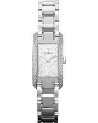 Burberry - London Ladies Watch - Lyst