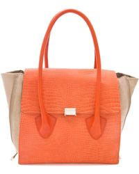 Pour La Victoire Morandi Satchel orange - Lyst