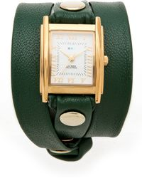 La Mer Collections - Simple Wrap Watch - Lyst