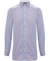 Thomas Pink - Shackelton Check Shirt - Lyst