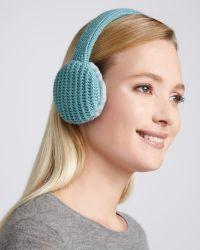UGG - Great Jones Headphone Ear Muffs Patina - Lyst