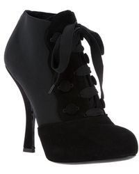 Dolce & Gabbana Shot Boot black - Lyst