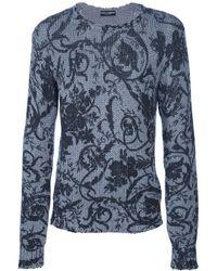 Dolce & Gabbana Floral Print Jumper - Lyst