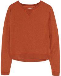 Mhl By Margaret Howell Cotton Jersey Sweatshirt - Lyst