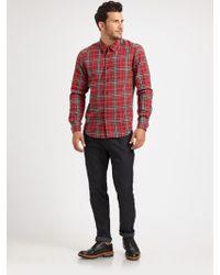 Rogan - Selvage Denim Jeans - Lyst