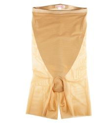 Spanx Haute Contour Sexy Sheer High Mid-Thigh Short - Lyst