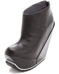 United Nude - Delta Wedge Bootie - Lyst