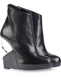 Charline De Luca Ankle Boots - Lyst