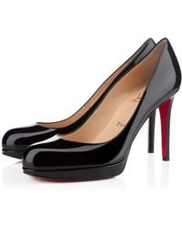 Christian Louboutin New Simple Pump - Lyst