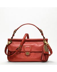Coach Leather City Willis - Lyst