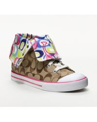 COACH High-top sneakers for Women - Up