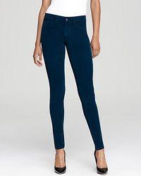 Sold Design Lab - Sold Design Lab Pants Cord Spring Street Skinny in Teal - Lyst