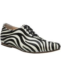 Hache - Zebra Flat - Lyst