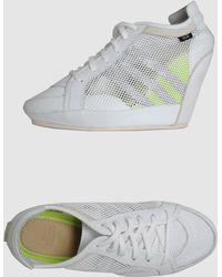 Adidas SLVR - Wedge - Lyst