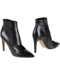 JOSEPH Ankle Boots - Black