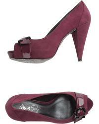Miss Sixty Courts with Open Toe - Lyst
