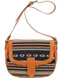 Sessun - Medium Fabric Bag - Lyst