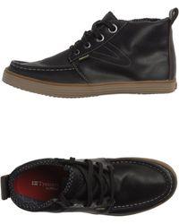 Tretorn - Hightop Dress Shoe - Lyst