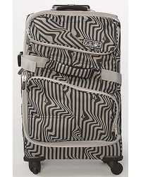 Volcom - The Psychedelic Stone Carry On Roller Luggage - Lyst