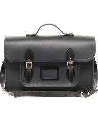 Cambridge Satchel Company - The 15 Leather Satchel - Lyst