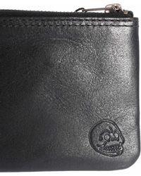 Cheap Monday Leather Wallet - Black