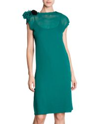 Lanvin Dress - Lyst