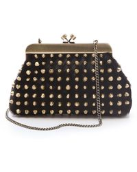 House of Harlow 1960 - Tilly Haircalf Clutch - Lyst