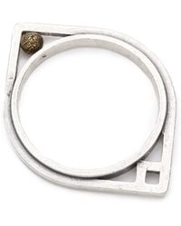 Low Luv by Erin Wasson - Oblong Bangle - Lyst