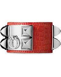 Hermès Collier De Chien Bracelet - Lyst