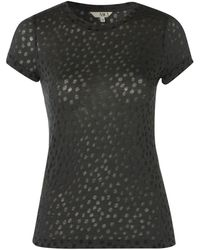 NW3 by Hobbs - Dice Print Top - Lyst