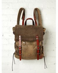 Free People Jackson Backpack - Lyst