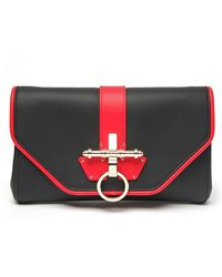 Givenchy Obsedia Clutch - Red