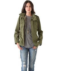 Pjk Patterson J. Kincaid Caprice Jacket - Green