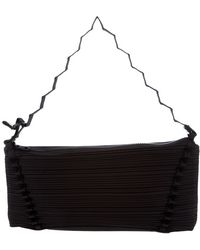 Pleats Please Issey Miyake - Shoulder Bag - Lyst