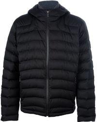 Ermenegildo Zegna Padded Hooded Jacket - Lyst