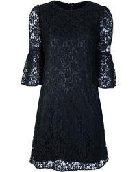 Dolce & Gabbana Lace Dress - Lyst