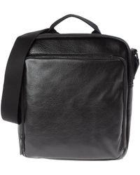Matt & Nat Medium Fabric Bag - Black