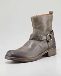 True Religion | Harness Leather Boot | Lyst