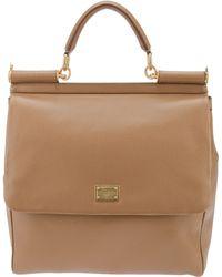 Dolce & Gabbana Classic Shoulder Bag - Lyst
